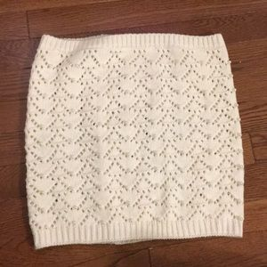 CollectionEighteen brand Pearl Infinity Scarf